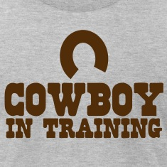 cowboy in training T-Shirts