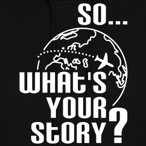 ...what's your story? Women's Jumper - Women's Hoodie