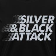 Design ~ Silver & Black Attack