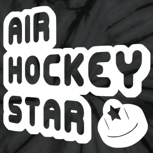 Air Hockey Star T-Shirts - Unisex Tie Dye T-Shirt
