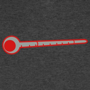 thermometer for a nurse or doctor T-Shirts - Men's V-Neck T-Shirt by Canvas
