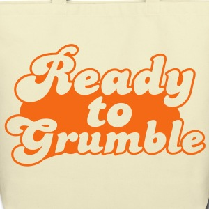 ready to grumble  Bags  - Eco-Friendly Cotton Tote