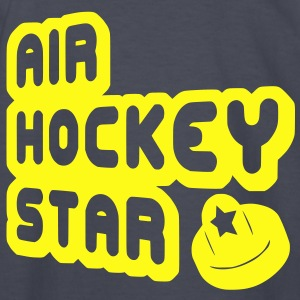 Air Hockey Star Kids' Shirts - Kids' Long Sleeve T-Shirt