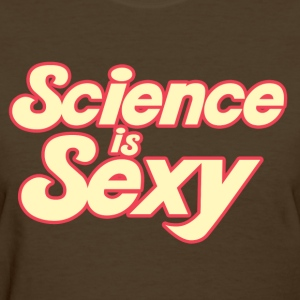 Science is Sexy - Women's T-Shirt