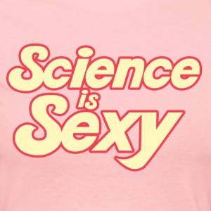 Science is Sexy - Women's Long Sleeve Jersey T-Shirt