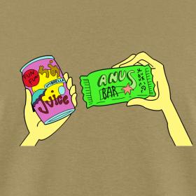 Design ~ Umbrella Juice / Anus Bar