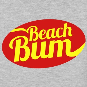 Beach Bum Women's T-Shirts - Women's V-Neck T-Shirt