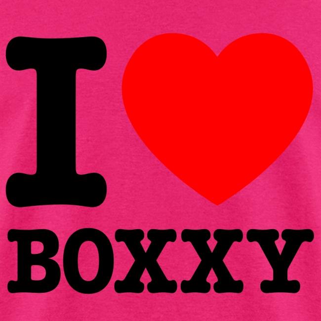 I HEART Boxxy