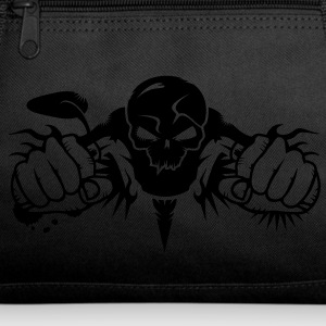 Skull Motorcycle Bags  - Duffel Bag