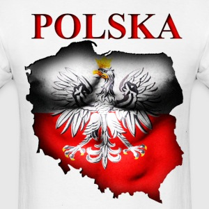 Poland - Men's T-Shirt