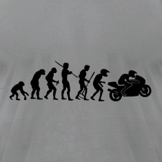 Motorcycle Rider Evolution Racing Supersport