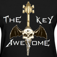 Design ~ METAL Key of Awesome! Ladies