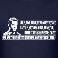 Sam Harris t shirt