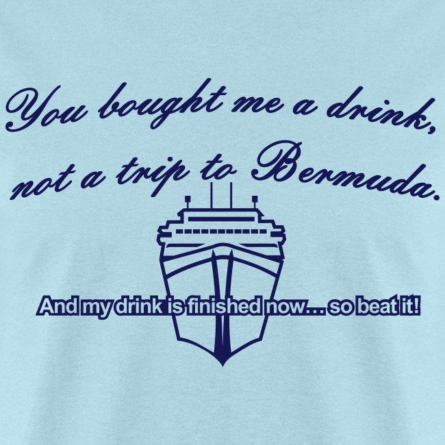 Trip to Bermuda - Men's T