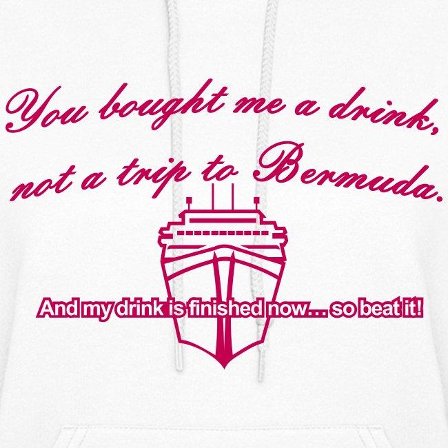 Trip to Bermuda - Women's Hoodie