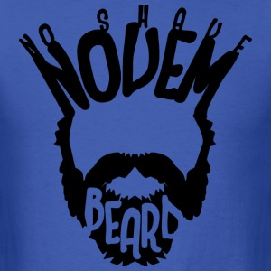 No Shave November - Men's T-Shirt