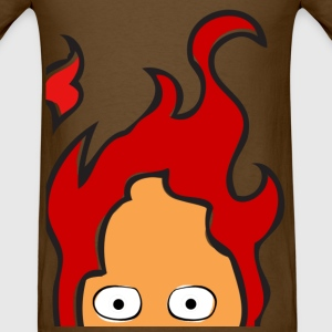 calcifer shirt men - Men's T-Shirt