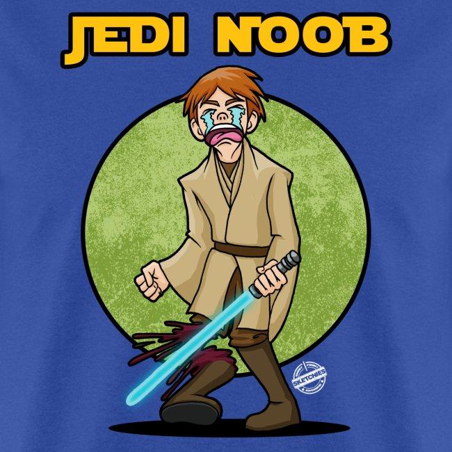 Jedi Noob Mens T-Shirt