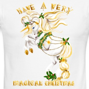 Have A Very Magical Christmas - Men's Ringer T-Shirt