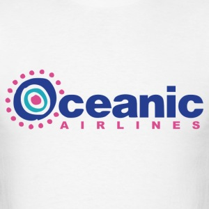 Oceanic Airlines (LOST) - Men's T-Shirt
