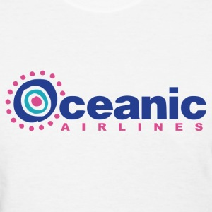 Oceanic Airlines (LOST) - Women's T-Shirt