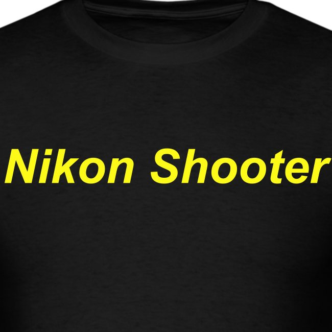 Men's Nikon Shooter