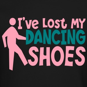 IV'E LOST MY DANCING SHOES - dance humor Long Sleeve Shirts - Crewneck Sweatshirt