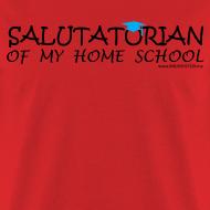 Design ~ Salutatorian of my home school