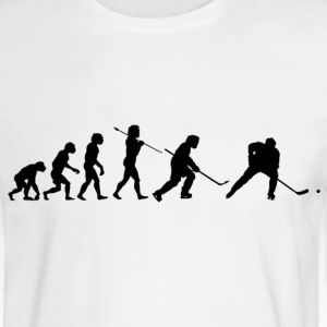Hockey Evolution - kids - Men's Long Sleeve T-Shirt