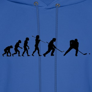 Hockey Evolution - Men's Hoodie