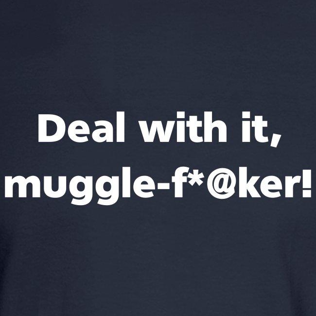 MENS LONG: Muggle-fu*@er