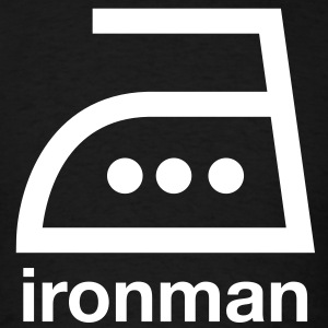 Ironman - Men's T-Shirt
