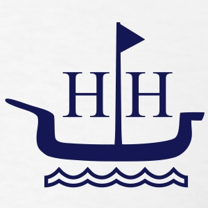 Huntington Harbour Boat T-Shirts - Men's T-Shirt