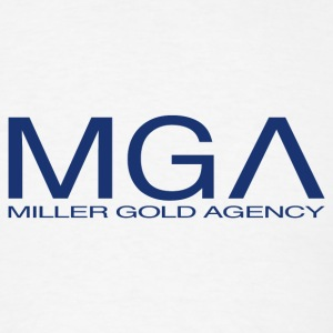 Miller Gold Agency T-Shirt - Men's T-Shirt