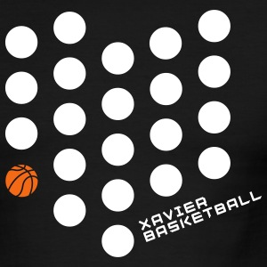 Xavier University Basketball T-Shirts - Men's Ringer T-Shirt