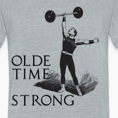 Olde time strong Crossfit WOD