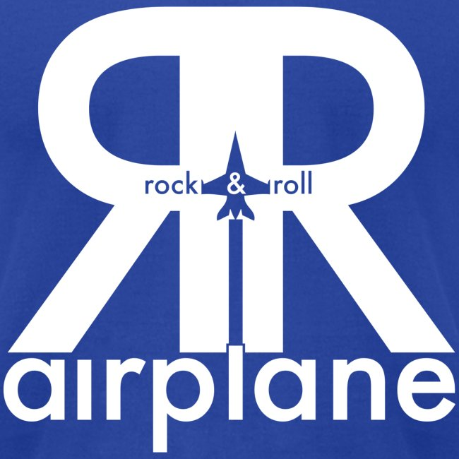 Rock and Roll Airplane - Adult