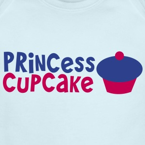princess cupcake Baby Bodysuits - Short Sleeve Baby Bodysuit