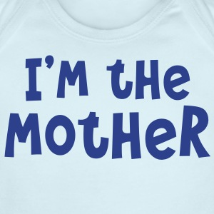 I'm the mother Baby Bodysuits - Short Sleeve Baby Bodysuit