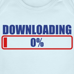 downloading progress bar 0% Baby Bodysuits - Short Sleeve Baby Bodysuit