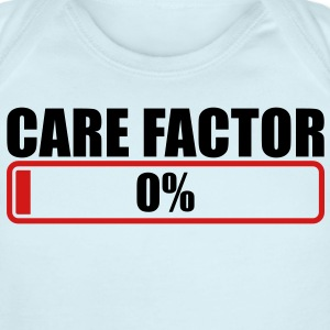 CARE FACTOR 0% progress bar Baby Bodysuits - Short Sleeve Baby Bodysuit