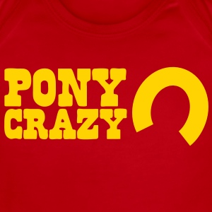 pony crazy Baby Bodysuits - Short Sleeve Baby Bodysuit