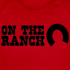 on the ranch Baby Bodysuits - Short Sleeve Baby Bodysuit