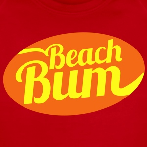 Beach Bum Baby Bodysuits - Short Sleeve Baby Bodysuit
