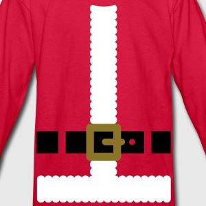 Santa Claus suit Kids' Shirts - Kids' Long Sleeve T-Shirt
