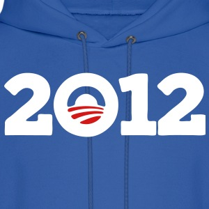 Barack Obama 2012 Hoodies - stayflyclothing.com - Men's Hoodie