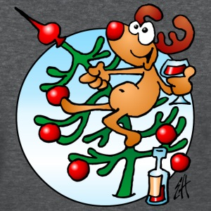 Rudolph the Red Nosed Reindeer - T-shirt pour femmes