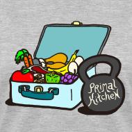 Design ~ Paleo Women's Primal Kitchen V-Neck Tee