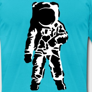 astroheart - Men's T-Shirt by American Apparel