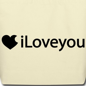 iLoveyou Bags  - Eco-Friendly Cotton Tote
